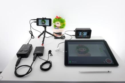 Filmic Remote on iPad